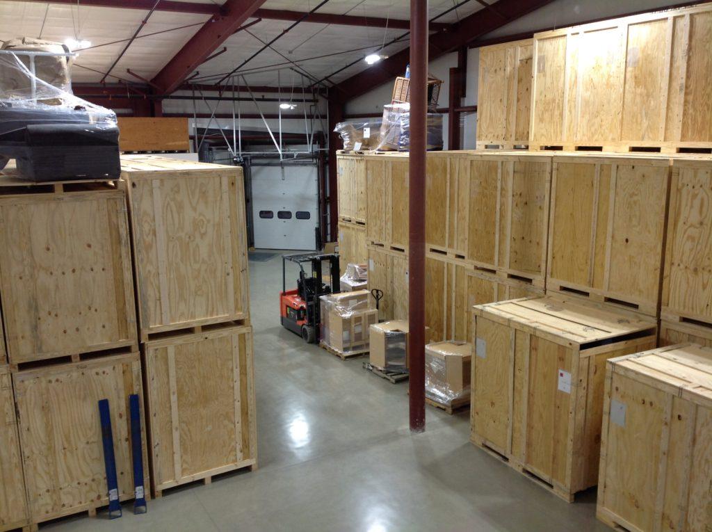 Insurcomm Storage Division, Content Restoration