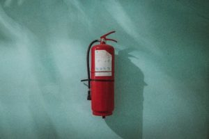 Insurcomm Fire Extinguisher