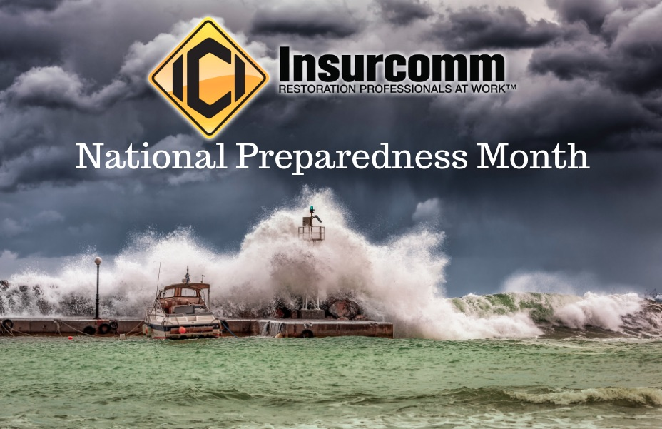 National Preparedness Month Insurcomm
