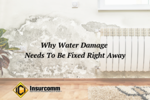 Why Water Damage Needs To Be Fixed Right Away
