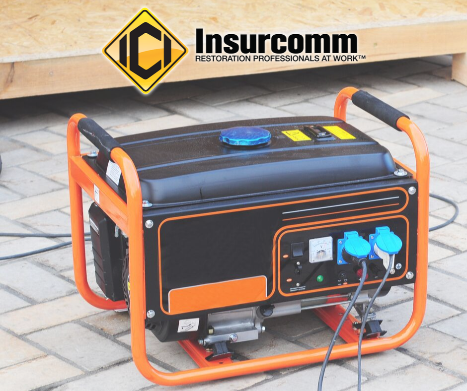12 Tips For Generator Safety - Insurcomm