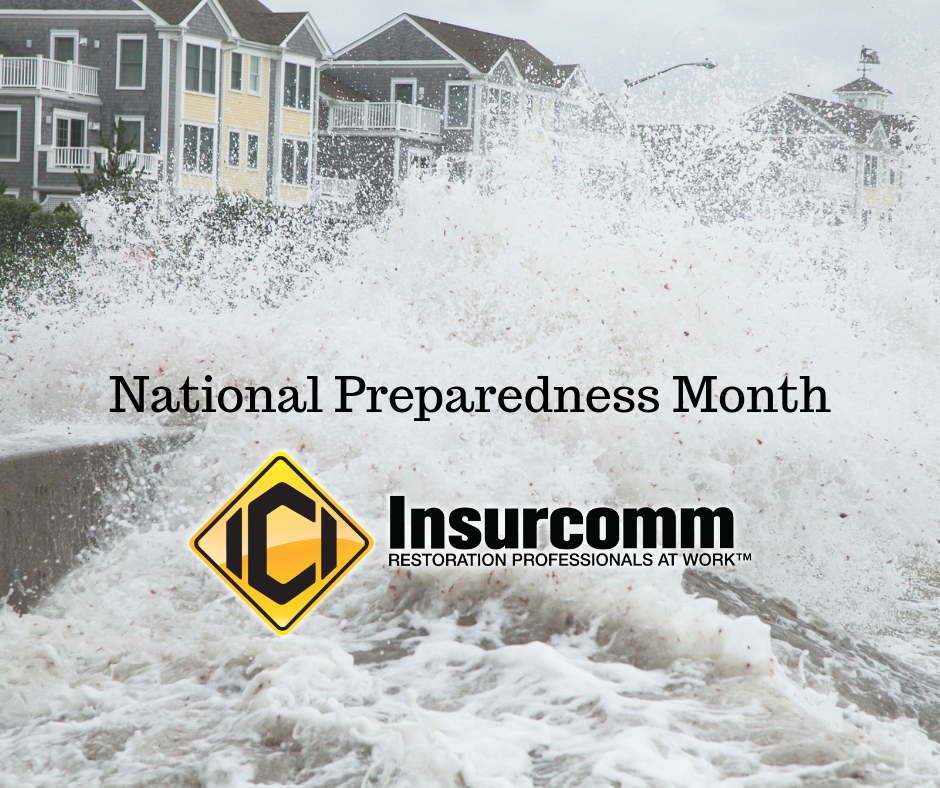 Insurcomm National Preparedness Month