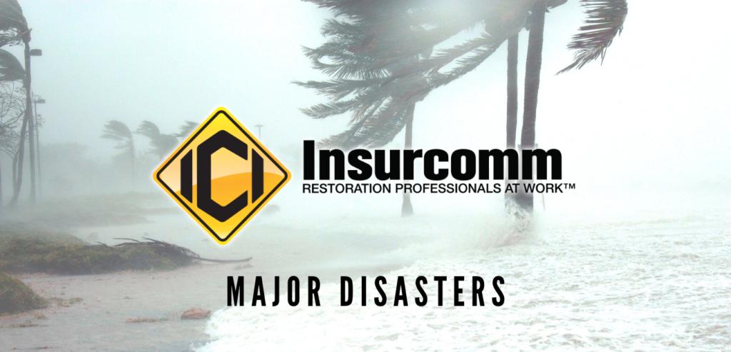 Insurcomm Major Disaster Response
